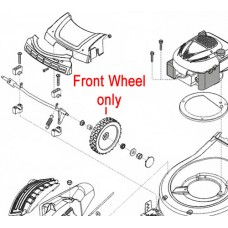 AL-KO Lawnmower Front Wheel 441257