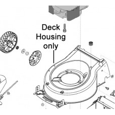 AL-KO Lawnmower Deck Housing 46310302