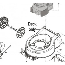 AL-KO Lawnmower Deck 46310340