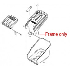AL-KO Lawnmower Grassbox Frame 46366701