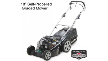 AL-KO Gardenline GL46 SP Self-Propelled Petrol Lawnmower