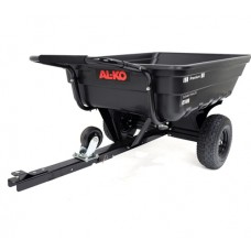 AL-KO CT400 Premium Tow & Push Tipping Garden Trailer