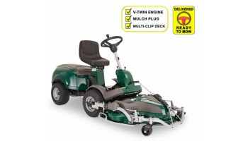 ATCO Centurion 2WD Front Cut Ride on Mower with 100cm Deck
