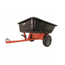 AGRI-FAB 15 Cubic Ft Tipping Cart / Trailer (45-0519)