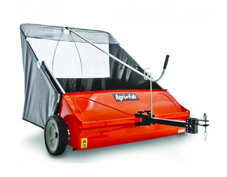 AGRI-FAB Smart-Sweep 44 inch Towed Leaf Sweeper