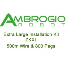 Ambrogio Extra Large Installation Kit (500m wire and 800 Pegs)