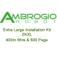 Ambrogio Extra Large Installation Kit (400m wire and 600 Pegs)