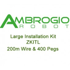 Ambrogio Large Installation Kit (200m wire and 400 Pegs)