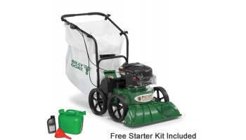 Billy Goat KV601 Estate Range Push Petrol Wheeled Vacuum