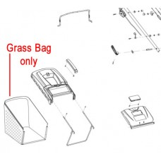Cobra Lawnmower Grass Bag 25100137841