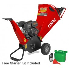 Cobra CHIP650L Petrol Chipper / Shredder