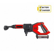 Cobra PW18024V 24v Pressure Washer with battery and charger