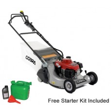 Cobra RM53SPH 21 inch Petrol Rear Roller Lawnmower