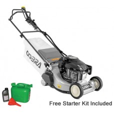 "Cobra RM48SPS 19"" Self-Propelled Rear Roller Lawnmower"