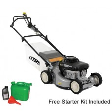 "Cobra M48SPK 19"" Self-Propelled Petrol Rotary Lawn mower"