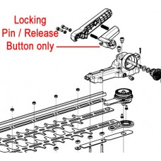 EGO Power HTA2000 Hedgetrimmer Locking Pin / Release Button 3402841001