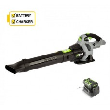 EGO Power + LB5301E Cordless Leaf Blower c/w Battery and Charger