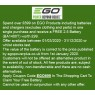 EGO Power + ST1500E-F Cordless Line Trimmer (without battery & charger)