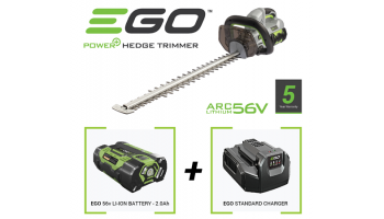 EGO Power Cordless Hedgecutter Bundle