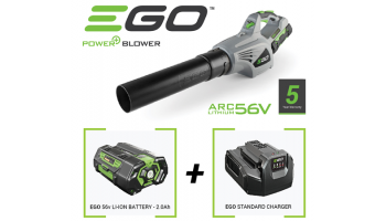 EGO Power + 56v Cordless Leaf Blower Bundle