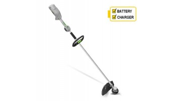 EGO Power + ST1301E Line Trimmer c/w Battery & Charger
