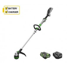EGO Power + ST1401E-ST Powerload™ Telescopic Split Shaft Cordless Trimmer with Battery and Charger