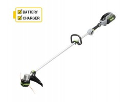 EGO Power + ST1511E Loop Handle Cordless Grass Trimmer c/w Battery & Charger