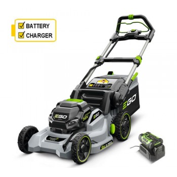 EGO Power LM1701E-SP Self-Propelled 42cm Cordless Lawn mower c/w battery & charger