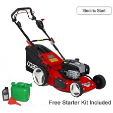 "Cobra MX515SPBI 20"" Self-Propelled 5 Speed Rotary Lawnmower"