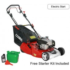 Cobra RM513SPBI Electric Start 3 Speed Petrol Rear Roller Mower