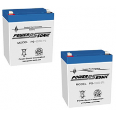 Flymo SabreCut Replacement Batteries (Pack of 2)