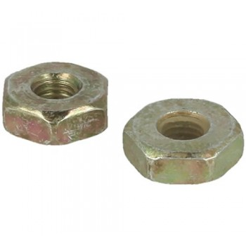 2 x Replacement M8 Hex Nuts for Stihl Chainsaw Sprocket Cover