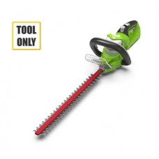 Greenworks G24HT Cordless Deluxe Hedge Trimmer (Tool only)