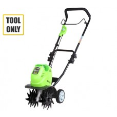 Greenworks G40TL 40v Cordless Cultivator (no battery)