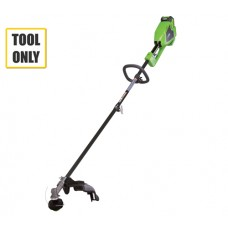 Greenworks G40BC 40v Cordless Brushless 2in1 Trimmer