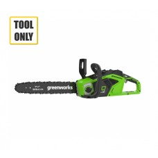 Greenworks GD40CS15 40v Cordless Brushless Chainsaw (Tool only)