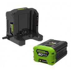 Greenworks 60v Batteries and Chargers