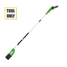 Greenworks GD60PS 60v Cordless Polesaw (No Battery/Charger)
