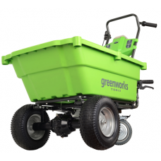 Greenworks 40v Powered Carts