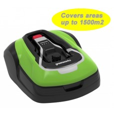 Greenworks Optimow® 15 Robotic Mower