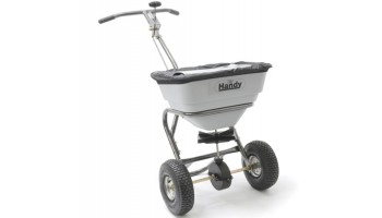Handy 70lbs Heavy Duty Push Broadcast Spreader (THS70HDUTY)