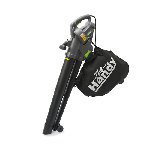 Small Electric Leaf Blowers : Handy w electric blower vac thev