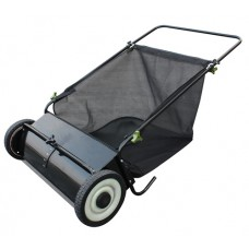 Push Leaf Sweeper