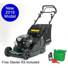 Hayter Harrier 48 Autodrive VS BBC Rear Roller Lawnmower