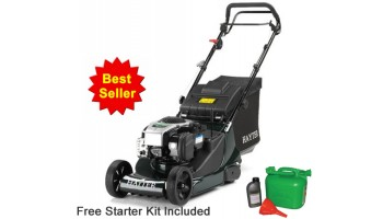 Hayter Harrier 41 Autodrive VS Rear Roller Lawnmower