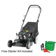Hayter Osprey 46 Push 4 Wheel Petrol Lawnmower