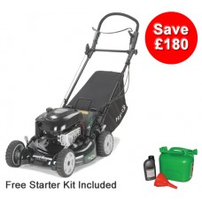 Hayter R53A Autodrive Petrol Recycler Lawn mower