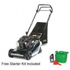 Hayter Spirit 41 Self-Propelled Petrol Rear Roller Lawn mower (619)