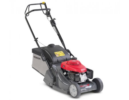 honda hrx 426 qxe 17 inch self propelled rear roller lawnmower. Black Bedroom Furniture Sets. Home Design Ideas