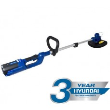 Hyundai HYTR36Li 36v Cordless Grass Trimmer c/w Battery and Charger